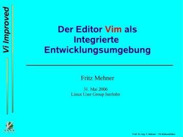 Download - Linux User Group Iserlohn
