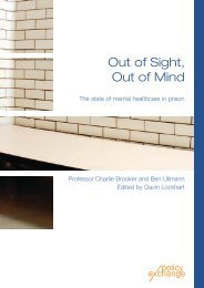 Out of Sight, Out of Mind - University of Lincoln
