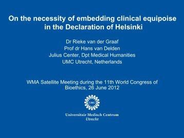 Titel van de Slide - World Medical Association