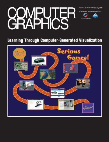 Learning Through Computer-Generated Visualization - Siggraph
