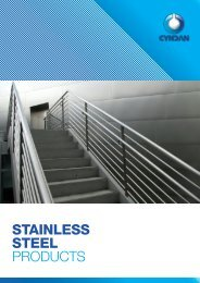 STAINLESS STEEL PRODUCTS - Industrial and Bearing Supplies