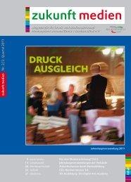 Verband Druck + Medien NRW eV Magazin für die Druck