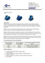 Date tehnice - Neptun Gears