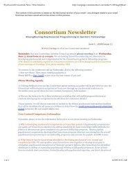 View Issue 11: June 1, 2009 (PDF) - CornellCARES.com
