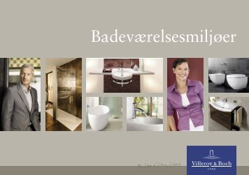 Badeværelsesmiljøer - Villeroy & Boch