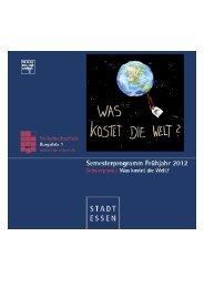 VHS 1-2012 BLAU_Layout 1 - Volkshochschule Essen