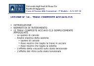 LEZIONE N° 14 – TRAVI COMPOSTE ACCIAIO-CLS ... - Ablaweb.com
