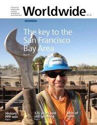 The key to the San Francisco Bay Area - Skanska