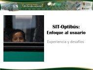 Sistema Optibus