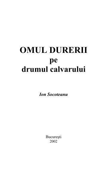 OMUL DURERII