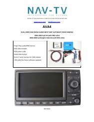 AVA4 v1.pdf - Nav-TV