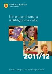 Lärcentrum Komvux - Strängnäs kommun