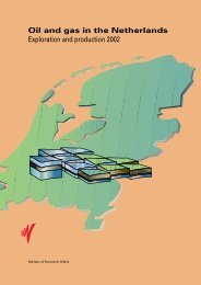 Oil and gas in the Netherlands