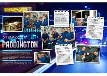 Paddington - Ambulance Service of NSW