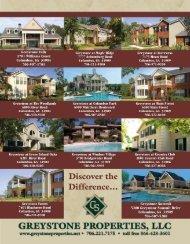 Columbus, GA Locations flyer - Greystone Properties