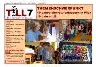 Till 7 - Integrative Lernwerkstatt Brigittenau