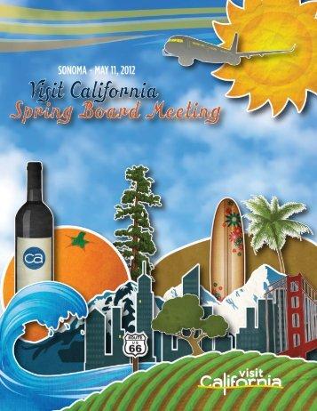California Visitor's Guides - California Tourism