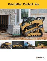 AECQ1042-09, Caterpillar Product Line - Kelly Tractor