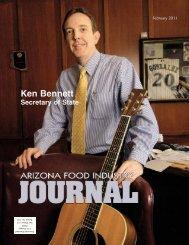 Ken Bennett - Arizona Food Marketing Alliance