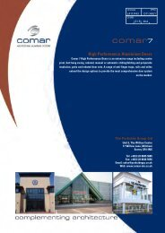 Comar 7 - Nordic Installations Ltd
