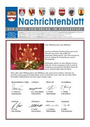 Nr. 51 vom  23. Dezember 2011 - Vogtsburg im Kaiserstuhl