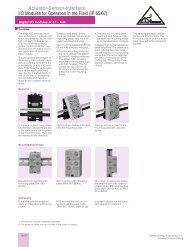 Digital I/O Modules IP 67-K45 - Siemens