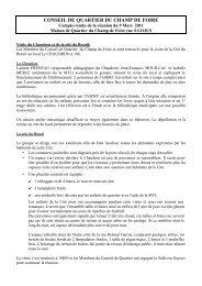 CQ Champ de Foire 09/03/2011 - Ville de Cognac