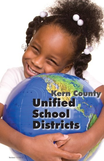 Unified School Districts - Kern County Superintendent of Schools