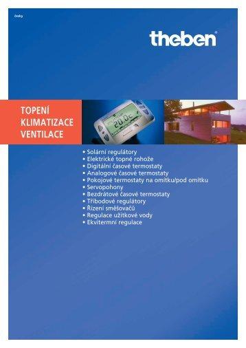 TOPENÍ KLIMATIZACE VENTILACE - Elektro-System-Technik sro