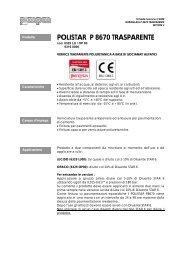 Polistar P8670 Trasparente - mpm