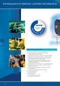 Katalog Schnelllauftore D_4_2009_k2 - Becker-Antriebe - Home - Seite 4