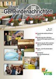(8,19 MB) - .PDF - Marktgemeinde Vitis
