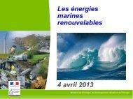 Que sont les énergies marines renouvelables - DREAL Basse ...