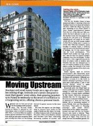 Poland Monthly - August 2006 (.pdf) - Von der Heyden Group