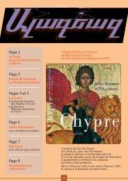 Mise en page 1 - Nouvelles d'Arménie