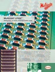 Multicore® LF620™