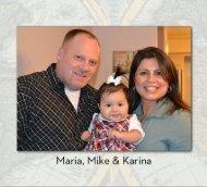 Page 1 INE ,Mike 3: Kar' EVIE M Page 2 María, Mike ā Karina Dear ...