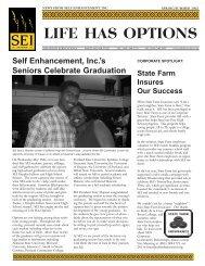 Spring Summer Newsletter 2002.qxd - Self Enhancement, Inc.