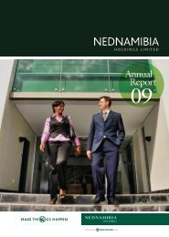 2009 Annual report - Nedbank Group Limited