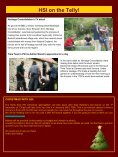 Welcome to the HSI autumn newsletter of 2010 ... - Culture Works - Page 7