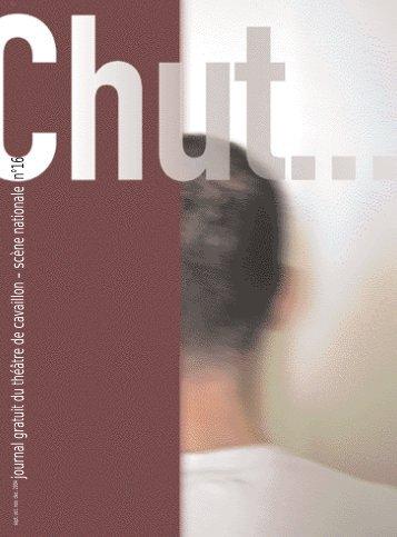 Chut... 16 - Théâtre de Cavaillon