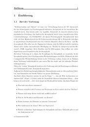 Teil 1 – Einführung - Institut für Kernphysik