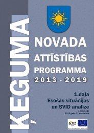 1.daļa Esošās situācijas un SVID analīze - Birzgales pagasts