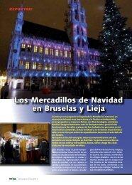 Los Mercadillos de Navidad en Bruselas y Lieja - TAT Revista