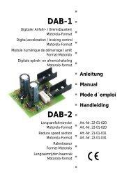 DAB-1 DAB-2 - Tams