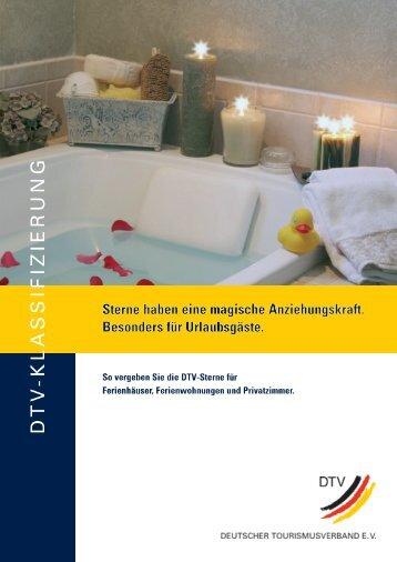 Broschüre für Touristinformationen - Regionaler ...