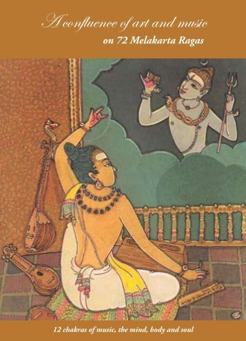A confluence of art and music - Carnatic Music