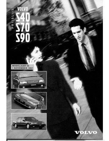 S70 prijslijst nov 97 MJ 98.pdf - Volvo