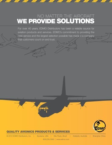 We provide solutions - Guidebook