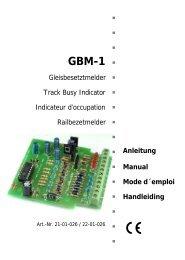 GBM-1 - Tams